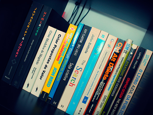 Books, knowledge is the key for success