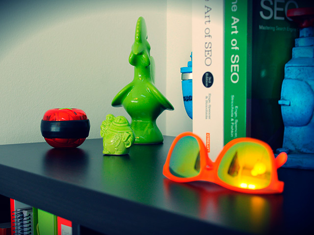 Office Objects - daily miscellaneous things, and bubble gum