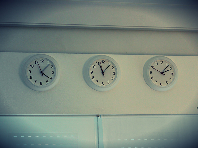 Office World Clocks