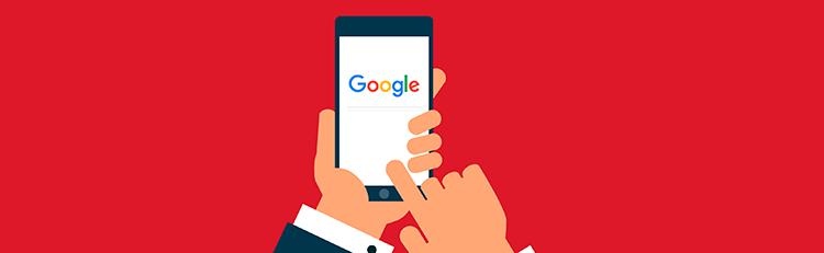 Classificação do Google das páginas com base na versão móvel