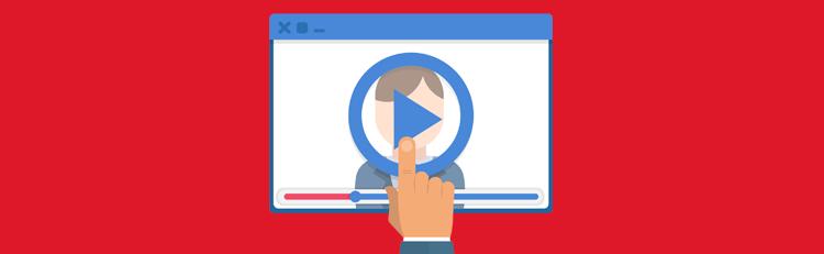 Mais conteúdo em vídeo como parte da estratégia digital